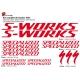 Sticker cadre S Works Specialized