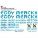 Sticker cadre vélo Eddy Merckx