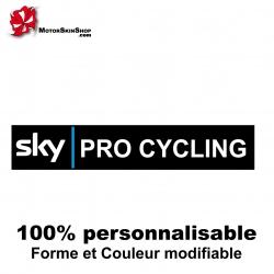 Sticker vélo Sky Pro Cycling
