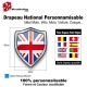 Sticker Drapeau national Angleterre