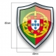 Sticker Drapeau national Portugal