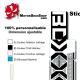 Sticker fourche Neon Boxxer Blanc 2012