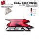 Sticker GSXR 600 750 1000 année 2008
