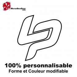 Sticker vélo Lapierre Logo