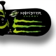 Décoration SnowBoard Griffe Monster Energy