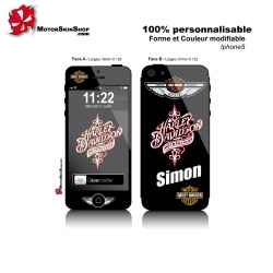 Sticker iPhone 5 Harley Davidson