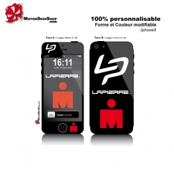 Sticker iPhone 5 Lapierre Ironman