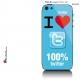 Sticker iPhone 5 Twitter