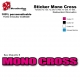 Sticker Mono Cross Yamaha