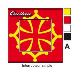 Sticker prise Occitan universel
