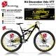 Sticker cadre VTT Specialized Enduro S Works 2015