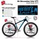 Sticker cadre Scott Scale 2015 VTT