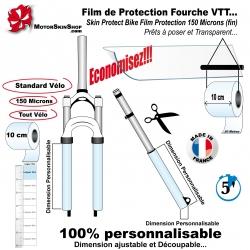 Film de Protection Fourche VTT fin bande économique