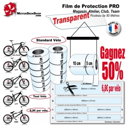 Rouleau Film de Protection PRO Professionnel