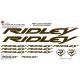 Sticker cadre Ridley Vélo Taille XXl